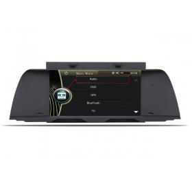 Wholesale BMW 5 F10 F11 2013~2014 - Car Stereo Radio ( DVD ) GPS Navigation 1080P HD Screen System