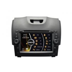 Wholesale Chevrolet Colorado 2012~2013 - Car Stereo DVD Player GPS Navigation Radio HD MFD Screen 4-Core System