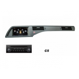 Wholesale Citroen C5 2007~2012 - Car GPS Navigation DVD Player Radio Stereo S100 Multimedia System