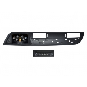 Wholesale Citroen C5 2013~2014 - Car GPS Navigation DVD Player Radio Stereo S100 Multimedia System