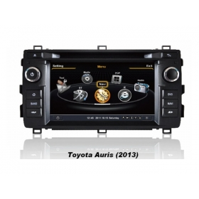 Wholesale Toyota Auris 2013~2014 - Car GPS Navigation DVD Player Radio Stereo S100 Multimedia System