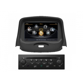 Wholesale Peugeot 206 2004~2009 - Car GPS Navigation DVD Player Radio Stereo S100 Multimedia System