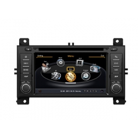 Wholesale JEEP Grand Cherokee 2011~2013 - Car GPS Navigation DVD Player Radio Stereo S100 Multimedia System