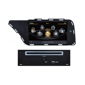 Wholesale Audi A5 2008~2013 - Car GPS Navigation DVD Player Radio Stereo S100 Multimedia System