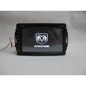 Wholesale Dodge Dakota (W/ Factory NAV) 2005~2007 - Car Stereo DVD Player GPS Navigation Radio HD MFD Screen 2-Core System