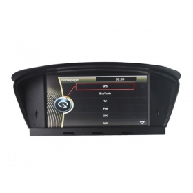Wholesale BMW 5 E60 E61 2003~2010 - Car Stereo Radio ( DVD ) GPS Navigation 1080P HD Screen System
