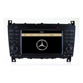 Wholesale Mercedes Benz G-Class W467 2004~2008 - Car Stereo Radio DVD GPS Navigation 1080P HD Screen System