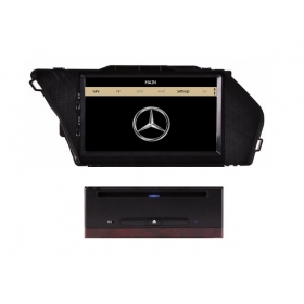 Wholesale Mercedes Benz GLK-Class X204 2013~2014 - Car Stereo Radio (DVD) GPS Navigation 1080P HD Screen System