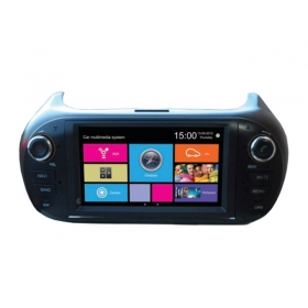 Wholesale FIAT Fiorino 2007~2013 - Car Stereo Radio DVD GPS Navigation 1080P HD Screen System