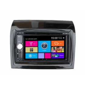 Wholesale FIAT Ducato 2009~2013 - Car Stereo Radio DVD GPS Navigation 1080P HD Screen System