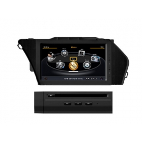 Wholesale Mercedes Benz GLK-Class X204 2013~2014 - Car GPS Navigation DVD Player Radio Stereo S100 Multimedia System