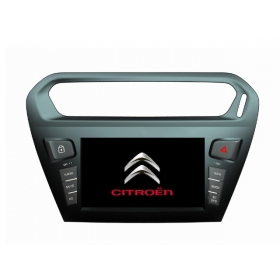 Wholesale Citroen C-Elysee 2012~2014 - Car GPS Navigation DVD Player Radio Stereo S100 Multimedia System