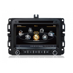 Wholesale Dodge RAM 2013~2014 - Car GPS Navigation DVD Player Radio Stereo S100 Multimedia System