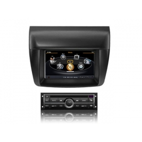 Wholesale Mitsubishi L200 2009~2013 - Car GPS Navigation DVD Player Radio Stereo S100 Multimedia System