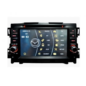 Wholesale Mazda 6 2013~2014  - Car Stereo DVD Player GPS Navigation Radio HD MFD Screen 2-Core System