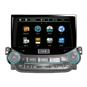 Wholesale Chevrolet Malibu 2012~2013 - Car Radio DVD Player GPS Navigation Advanced A5 System