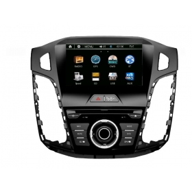 Wholesale Ford Focus 2012~2014 - Car Radio DVD Player GPS Navigation Advanced A5 System