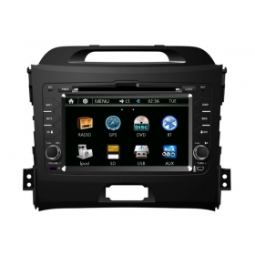 Wholesale KIA Sportage-R 2011~2012 - Car Radio DVD Player GPS Navigation Advanced A5 System