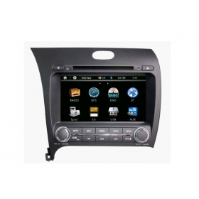 Wholesale KIA Cerato 2012~2015 - Car Radio DVD Player GPS Navigation Advanced A5 System
