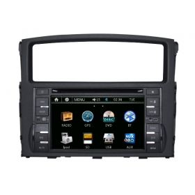 Wholesale Mitsubishi Montero 2006~2012 - Car Radio DVD Player GPS Navigation Advanced A5 System