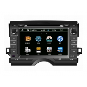 Wholesale Toyota Mark X 2010~2013 - Car Radio DVD Player GPS Navigation Advanced A5 System