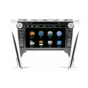 Wholesale Toyota Camry 2012~2013 - Car Radio DVD Player GPS Navigation Advanced A5 System