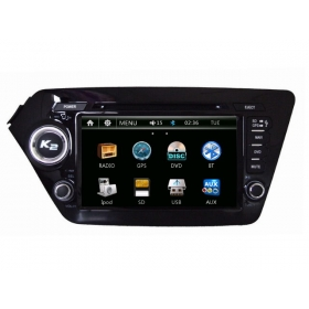 Wholesale KIA K2 2011~2012 - Car Radio DVD Player GPS Navigation Advanced A5 System