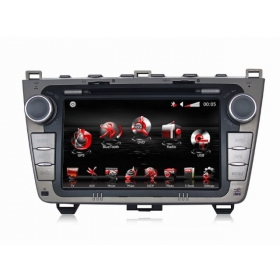 Wholesale Mazda 6 2009~2013 - Car Radio DVD Player GPS Navigation Advanced N303 System