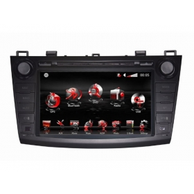 Wholesale Mazda 3 2010~2013 - Car Radio DVD Player GPS Navigation Advanced N303 System