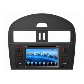 Wholesale Nissan Tiida 2011~2013 - Car Radio DVD Player GPS Navigation Advanced N303 System