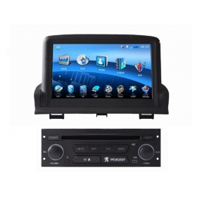 Wholesale Peugeot 307 2002~2011 - Car Radio DVD Player GPS Navigation Advanced N303 System
