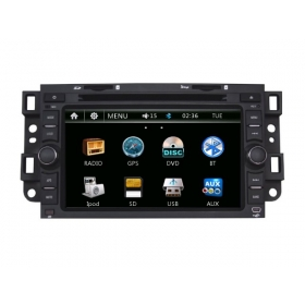Wholesale Daewoo Gentra - Car Radio DVD Player GPS Navigation Advanced A5 System