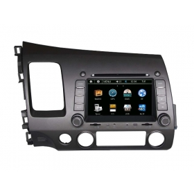 Wholesale Honda CIVIC 2006~2011 - Car Radio DVD Player GPS Navigation Advanced A5 System