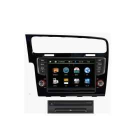Wholesale VW Golf Wagon 2013~2014 - Car Radio DVD Player GPS Navigation Advanced A5 System