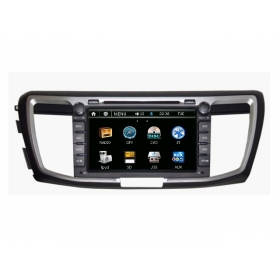 Wholesale Honda Accord 2013~2014 - Car Radio DVD Player GPS Navigation Advanced A5 System