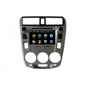 Wholesale Honda CITY 1.5L 2009~2012 - Car Radio DVD Player GPS Navigation Advanced A5 System