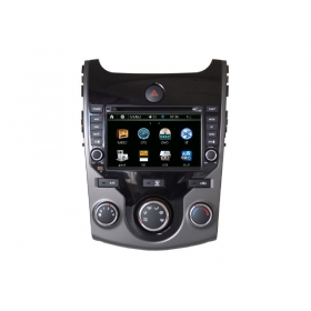Wholesale KIA Cerato 2009~2012 - Car Radio DVD Player GPS Navigation Advanced A5 System