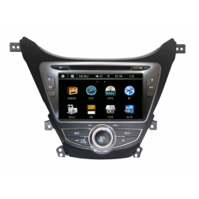 Wholesale Hyundai Avante 2013~2014 - Car Radio DVD Player GPS Navigation Advanced A5 System