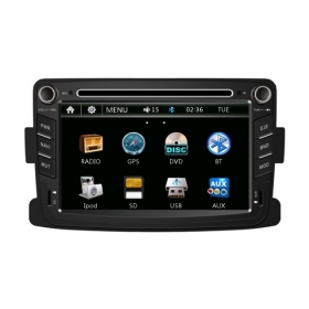 Wholesale Nissan Terrano 2010~2013 - Car Radio DVD Player GPS Navigation Advanced A5 System