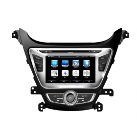 Wholesale Hyundai Avante 2013~2014 - Car Radio TV DVD GPS NAVI Audio & Video System