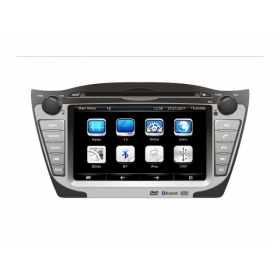 Wholesale Hyundai Tucson 2010~2013 - Car Radio TV DVD GPS NAVI Audio & Video System