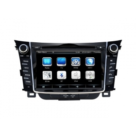 Wholesale Hyundai i30 2012~2013 - Car Radio TV DVD GPS NAVI Audio & Video System