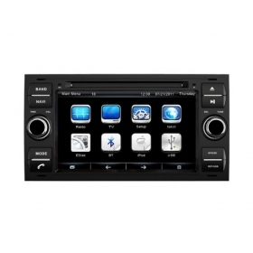 Wholesale Ford Focus 2005~2007 - Car Radio TV DVD GPS NAVI Audio & Video System