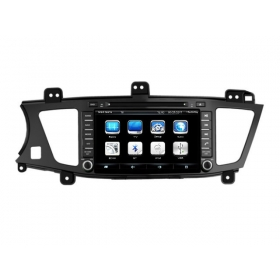 Wholesale KIA K7 2009~2012 - Car Radio TV DVD GPS NAVI Audio & Video System