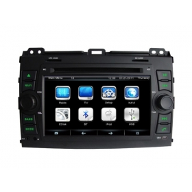Wholesale Lexus GX 470 J120 2002~2009 - Car Radio TV DVD GPS NAVI Audio & Video System