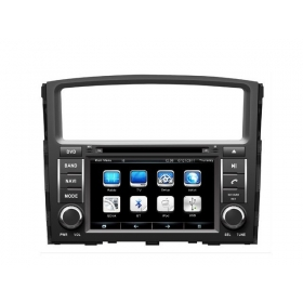 Wholesale Mitsubishi Montero 2006~2012 - Car Radio TV DVD GPS NAVI Audio & Video System