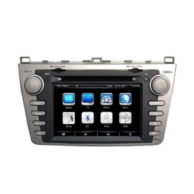 Wholesale Mazda 6 2009~2013 - Car Radio TV DVD GPS NAVI Audio & Video System