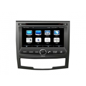Wholesale SSangYong Actyon 2011~2013 - Car Radio TV DVD GPS NAVI Audio & Video System
