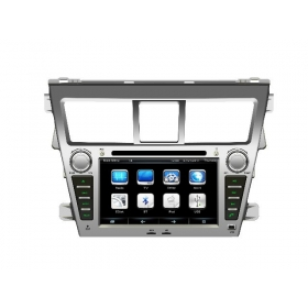Wholesale Toyota Vios 2007~2012 - Car Radio TV DVD GPS NAVI Audio & Video System