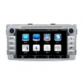 Wholesale Toyota Fortuner 2012~2014 - Car Radio TV DVD GPS NAVI Audio & Video System